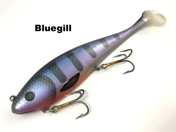 Musky Innovations Regular Swimmin' Dawg - Bluegill