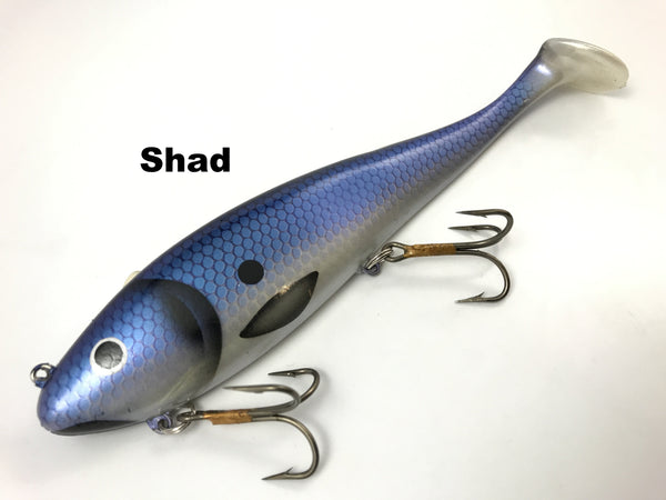 Musky Innovations Regular Swimmin' Dawg - Shad