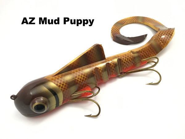 Musky Innovations Magnum Bull Dawg - AZ Mud Puppy