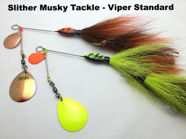 Slither Musky Tackle Viper Standard