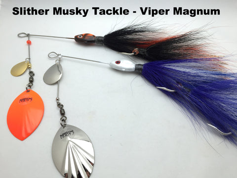 Slither Musky Tackle Viper Magnum