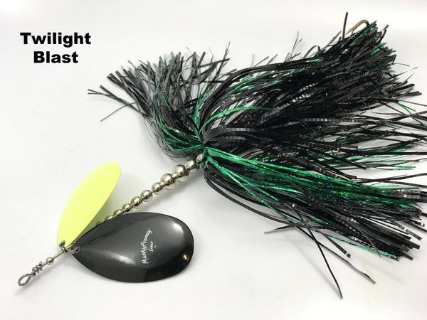 Musky Frenzy Lures 8/9 Stagger Blade
