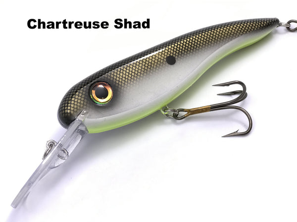 Llungen Lures .22 Long - Chartreuse Shad