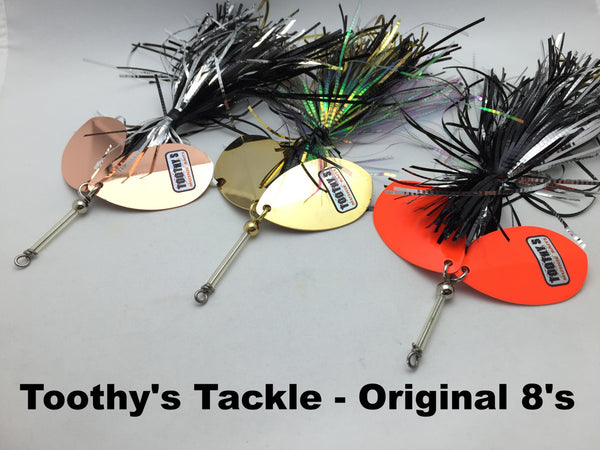 Toothy's Tackle Original 8's