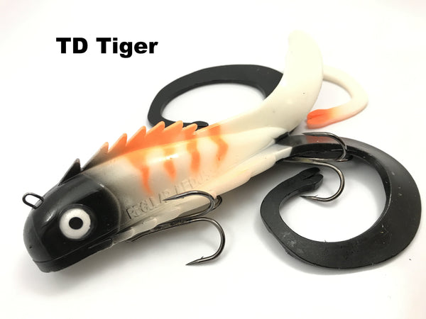 Chaos Tackle Regular Medussa - TD Tiger