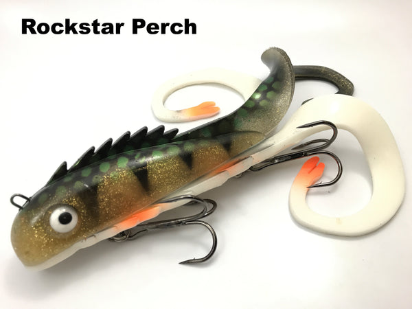 Chaos Tackle Regular Medussa - Rockstar Perch