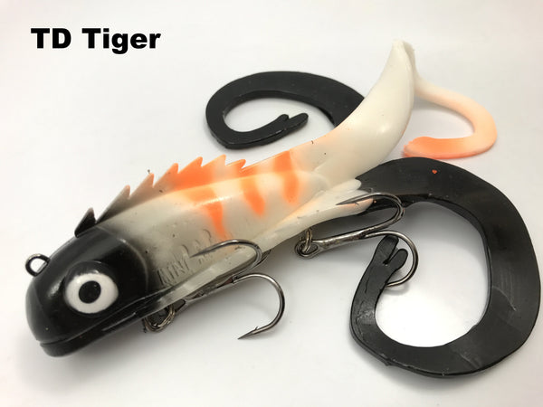 Chaos Tackle Mini Medussa - TD Tiger