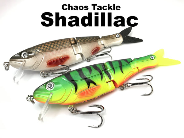 Chaos Tackle Shadillac