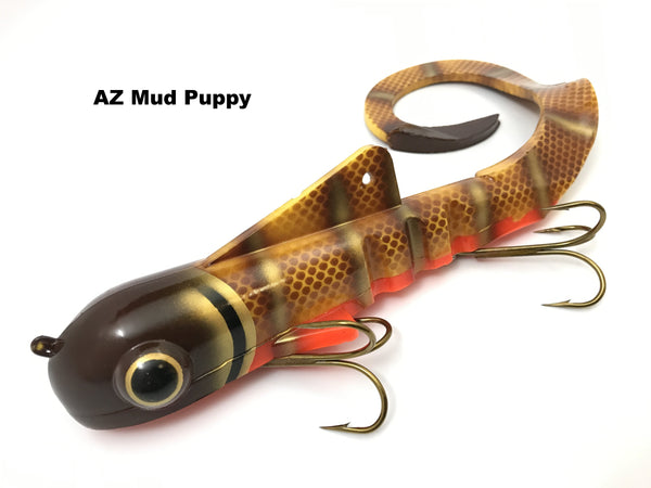 Musky Innovations Shallow Mag Dawg - AZ Mud Puppy