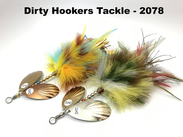 Dirty Hookers Tackle 2078