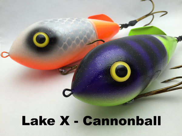 Lake X Lures Cannonball