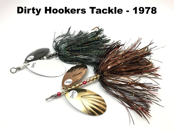 Dirty Hookers Tackle 1978