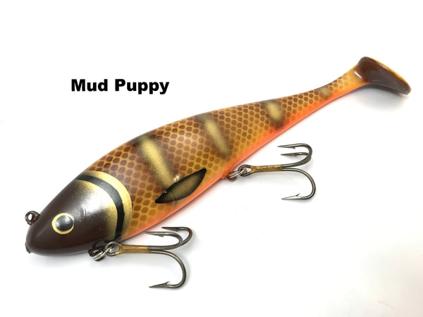 Musky Innovations Regular Swimmin' Dawg - Mud Puppy