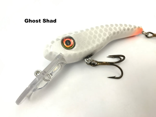Llungen Lures .22 Short - Ghost Shad