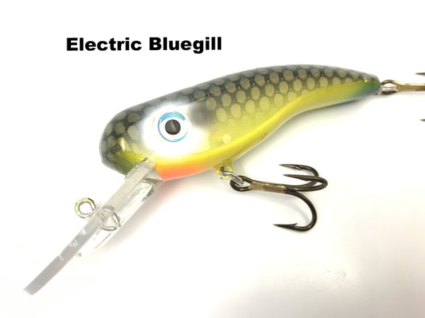 Llungen Lures .22 Short - Electric Bluegill