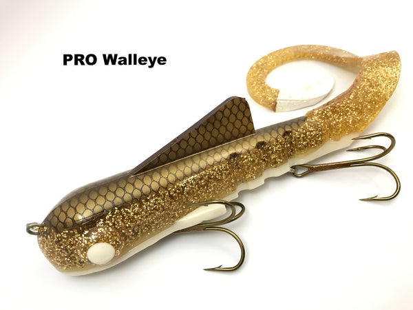 Musky Innovations PRO Mag Dawgs - PRO Walleye
