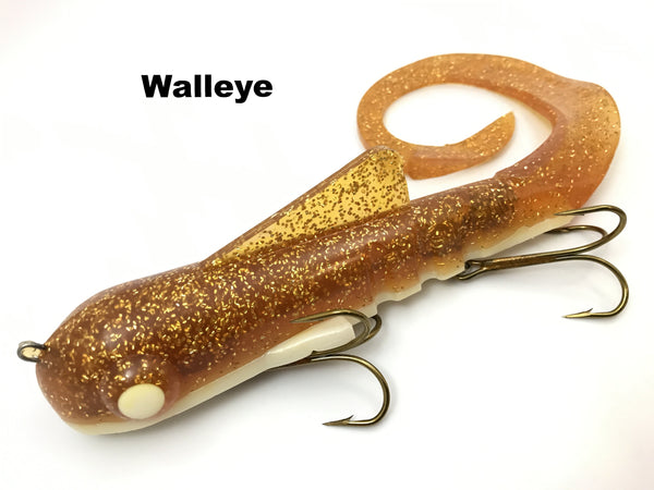 Musky Innovations Regular Bull Dawg - Walleye
