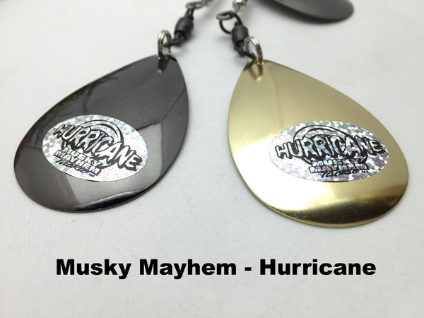 Musky Mayhem Hurricane