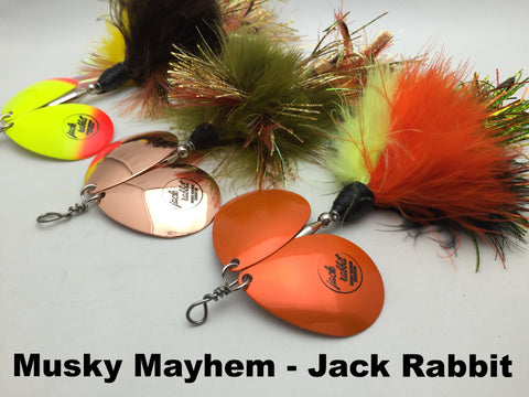 Musky Mayhem Jack Rabbit