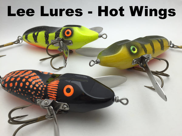 Lee Lures Hot Wings