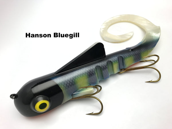 Musky Innovations Regular Bull Dawg - Hanson Bluegill
