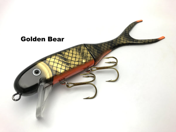 Musky Innovations Shallow Invader - Golden Bear