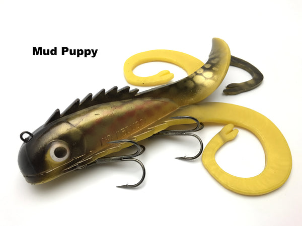 Chaos Tackle Mid Medussa - Mud Puppy