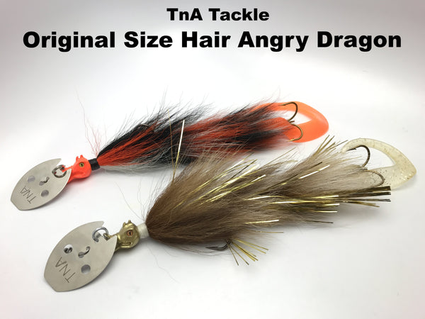 TnA Tackle Hair LONG Angry Dragon
