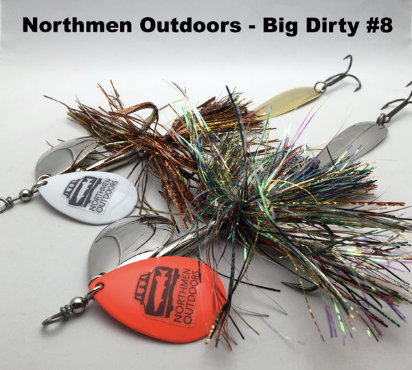 Northmen Outdoors The Big Dirty #8