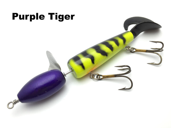 Musky Buster Lures Mini Super Humper