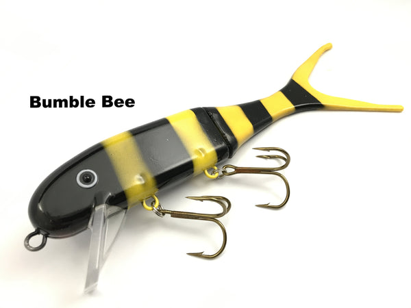Musky Innovations Shallow Invader - Bumble Bee