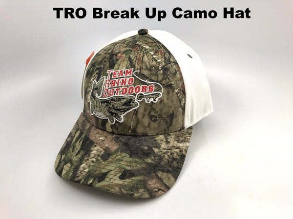 TRO Break Up Camo Hat