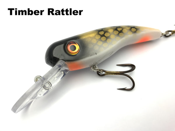 Llungen Lures .22 Short - Timber Rattler