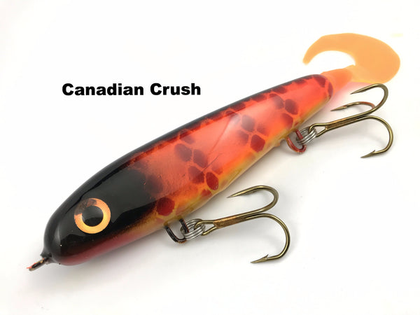 "Phantom Lures 6"" Phantom Soft Tail - Canadian Crush"