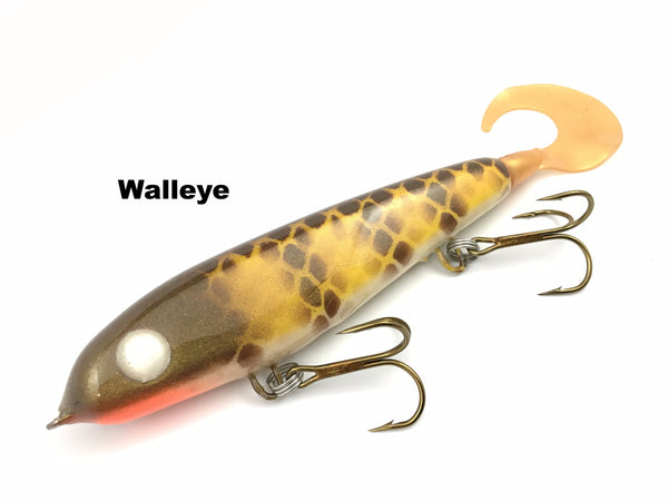 "Phantom Lures 6"" Phantom Soft Tail - Walleye"