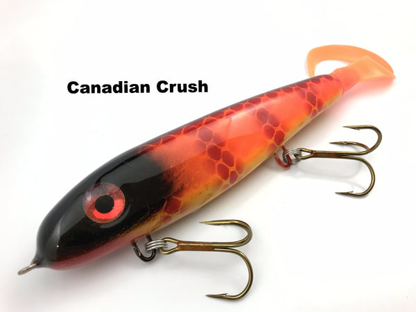 "Phantom Lures 7.5"" Phantom Soft Tail"