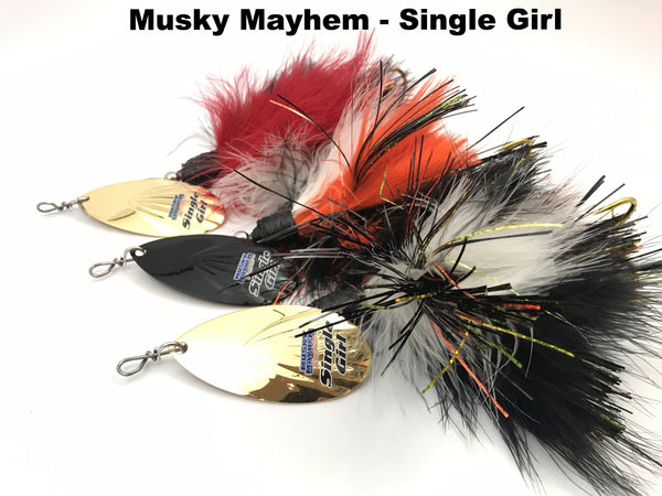 Musky Mayhem Single Girl
