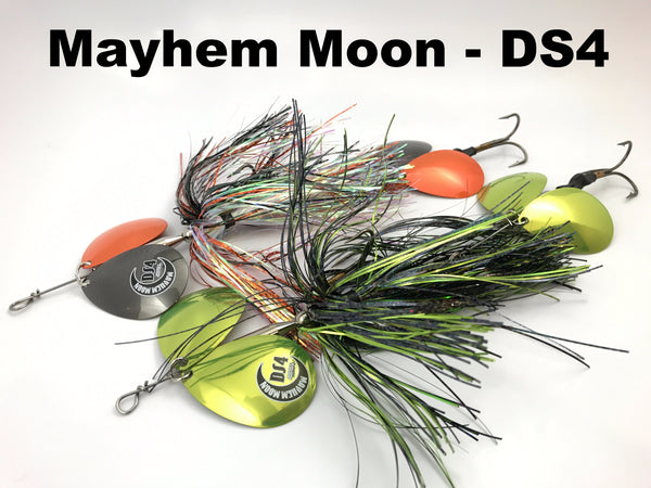 Musky Mayhem DS4 Mayhem Moon