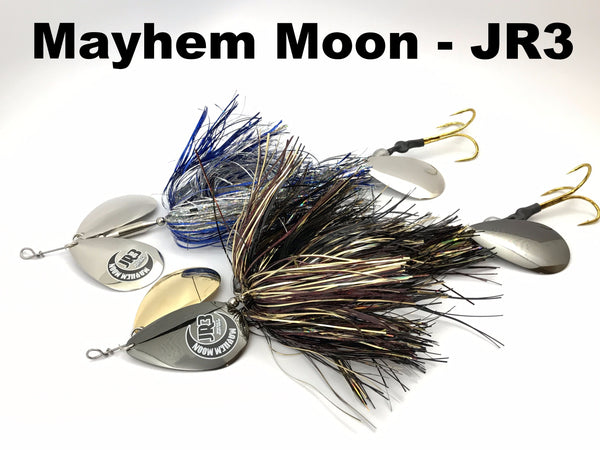 Musky Mayhem JR3 Mayhem Moon