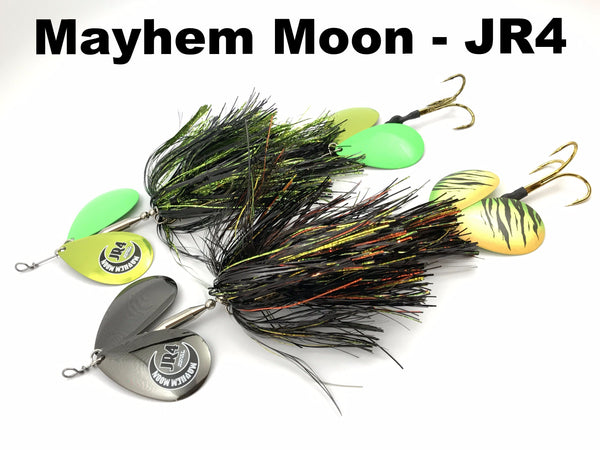 Musky Mayhem JR4 Mayhem Moon
