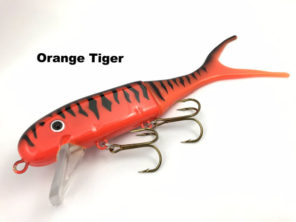 Musky Innovations Shallow Invader - Orange Tiger