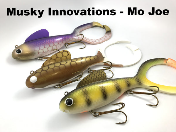 Musky Innovations Live Action Mo Joe