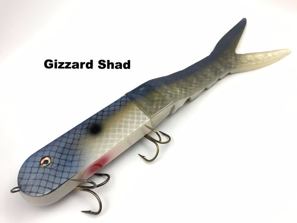 Musky Innovations Dyin' Dawg - Gizzard Shad