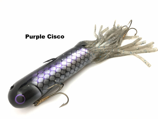"Red October Baits  Custom 10"" Monster Tube Mid Weight"
