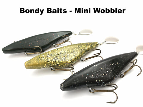 Bondy Baits Mini Wobbler