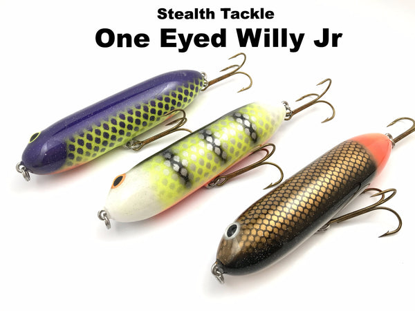 Stealth Tackle One Eyed Willy Jr