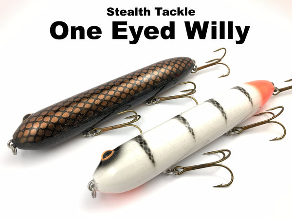 Stealth Tackle One Eyed Willy