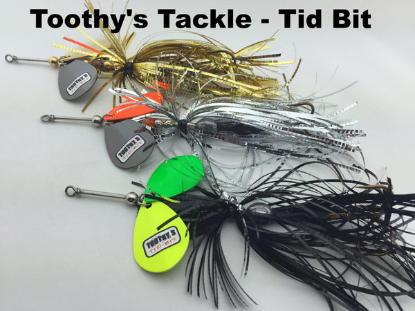 Toothy's Tackle Tid Bit