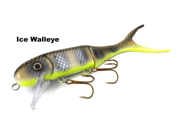 Musky Innovations Shallow Invader - Ice Walleye