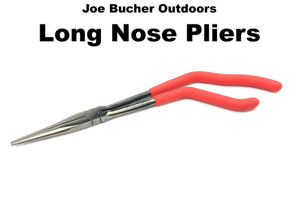 Joe Bucher Outdoors Long Nose Pliers